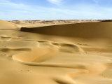Dunes in the Erg de Bilma, Niger Photographic Print by Michael Fay