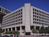 Fbi Headquarters, Washington, D.C. Photographic Print by Kenneth Garrett