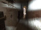 Hallway Within the 17th Century Prison of the Doges Palace, Venice, Italy Photographic Print by Todd Gipstein