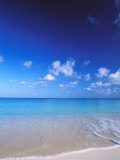Grand Cayman, Cayman Islands; Caribbean at Seven Mile Beach and Ocean Photographic Print by James Forte