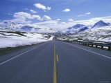Haines Highway by the Tatshenshini-Alsek Wilderness Provincial Park Photographic Print by Rich Reid
