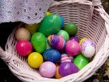 Easter Basket, Lexington, Massachusetts Photographic Print by Tim Laman