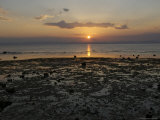 Dahab, Egypt, Middle East:Sunset on Beach Photographic Print by  Brimberg & Coulson