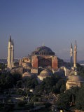 Saint Sophia in Sultanahmet Square in Istanbul, Turkey Photographic Print by Richard Nowitz