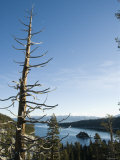 Emerald Bay Lake Tahoe California Photographic Print by James Forte