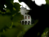 Italian Villa as Seen Through an Iron Gate, Asolo, Italy Photographic Print by Todd Gipstein