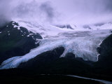Portage Glacier Has Been Retreating for Years, Alaska Photographic Print by Stacy Gold