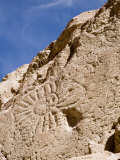 Inca Petroglyphs, Chile Photographic Print by David Evans