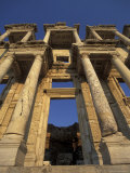 Library of Celsus in Ephesus, Turkey Photographic Print by Richard Nowitz