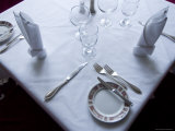 Formal Dinner Place Setting Photographic Print by Joel Sartore