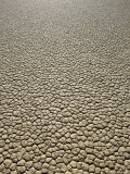 Dry Lake Bed Floor Detail, California Photographic Print by James Forte