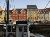 Nyhavn in Summertime, Copenhagen, Denmark Photographic Print by  Brimberg & Coulson