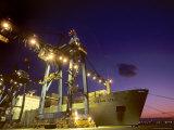Port in Baltimore, Maryland Photographic Print by Kenneth Garrett