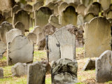 Old Cemetery in Boston Where Paul Revere is Buried, Massachusetts Photographic Print by Tim Laman