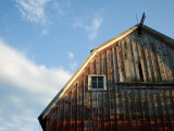 Old Barn on a Farm near Princeton, Nebraska Photographic Print by Joel Sartore