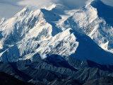 Mt. Mckinley, Alaska Photographic Print by John Eastcott & Yva Momatiuk