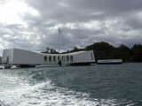 Memorial of Pearl Harbor, Hawaii Photographic Print by Stacy Gold