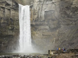 Taughannock Falls in Upstate New York Photographic Print by Tim Laman