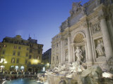 Trevi Fountain in Rome, Italy Photographic Print by Richard Nowitz