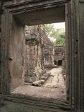 Temples of Angkor, Ta Prohm, Cambodia Photographic Print by Richard Nowitz