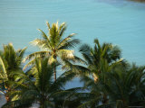 Ocean from a Hotel Room at Waikiki Beach, Hawaii Photographic Print by Stacy Gold