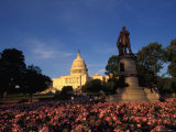 The United States Capitol, Washington, Washington, D.C. Photographic Print by Richard Nowitz