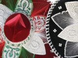 Traditional Mexican Sombreros, California Photographic Print by Gina Martin