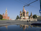 The Kremlin, Moscow, Russia Photographic Print by John Burcham