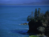View from Halibut Cove, Alaska Photographic Print by Stacy Gold