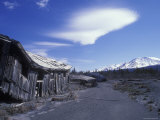 Silver City Ghost Town and Kluane National Park Photographic Print by Rich Reid