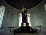 The Interior of the Jefferson Memorial, Washington, D.C. Photographic Print by Kenneth Garrett