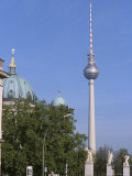 The Second Tallest Radio Tower in Europe Looms over Berlin, Germany Photographic Print by Jason Edwards