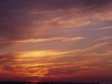 Sunset Sky Photographic Print by Stacy Gold