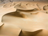 The Dunes at Arakao Are the Largest on Earth, Topping 1000 Feet, Niger Photographic Print by Michael Fay