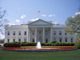 The White House in Washington, D.C. Photographic Print by Richard Nowitz