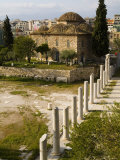 The Roman Agora in Athens, Greece Photographic Print by Richard Nowitz
