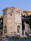 The Tower of the Winds in the Roman Agora of Athens, Greece Photographic Print by Richard Nowitz