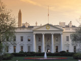 The White House at Sunset in Washington, D.C. Photographic Print by Richard Nowitz