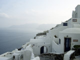 White Washed Homes on an Island in Greece Photographic Print by Stacy Gold