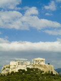 The Parthenon on the Acropolis in Athens, Greece Photographic Print by Richard Nowitz