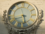 The Clock Face on Independence Hall Photographic Print by Tim Laman