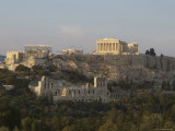 The Acropolis in Athens Greece Photographic Print by Richard Nowitz