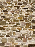 The Stone Wall of George Washington's Headquarters Photographic Print by Tim Laman
