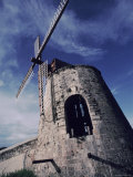 Windmill on Saint Croix, United States Virgin Islands Photographic Print by Ira Block