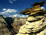 Scenic View of Canyon, Zion National Park, Utah Photographic Print by Kate Thompson