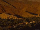 The Village of Birkat Al Mawz Photographic Print by James L. Stanfield