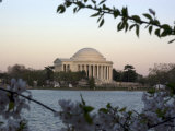 The Jefferson Memorial, Washington, D.C. Photographic Print by Stacy Gold