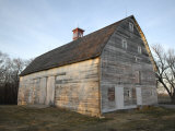 The 1885 Barn at Historic Waveland Farm Photographie par Joel Sartore