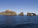 West Anacapa Island in the Channel Islands National Park, California Photographic Print by Rich Reid