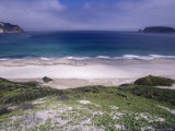 White Sands of Culyer Beach and Prince Island, California Photographic Print by Rich Reid